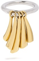 Charlotte Chesnais Dixie silver & gold-plated ring