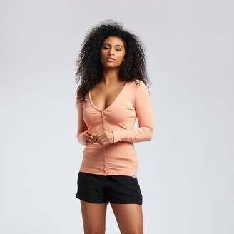 Komodo Luna Modal Top Peach