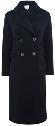 Linea Double breasted coat