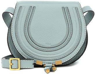 Chloé Marcie Mini leather shoulder bag