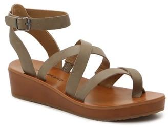 Lucky Brand Hoami Wedge Sandal