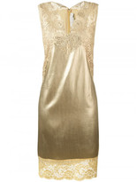 Stella McCartney lace insert shift dress