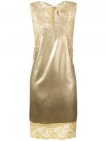 Stella McCartney lace insert shift dress