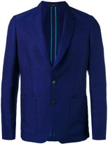 Paul Smith patch pockets blazer - men - Linen/Flax/Cupro/Viscose - 48