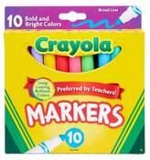 Crayola Markers Broad Line 10ct Pastel