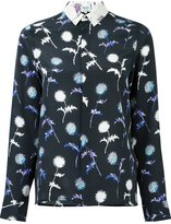 Kenzo 'Dandelion' blouse - women - Silk/Polyester - 36