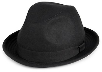 Saks Fifth Avenue Sam Wool Fedora