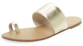 Flat Toe-Loop Sandal