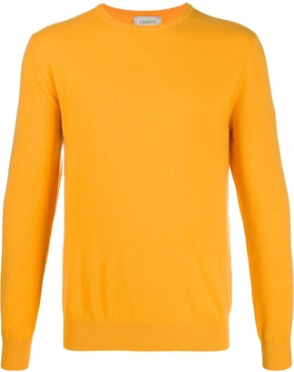 Laneus Long-Sleeve Cashmere Jumper