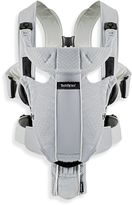 BABYBJÖRN Baby Carrier Miracle in Silver Mesh