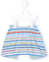 Paul Smith striped shorts - kids - Cotton/Spandex/Elastane - 9 mth