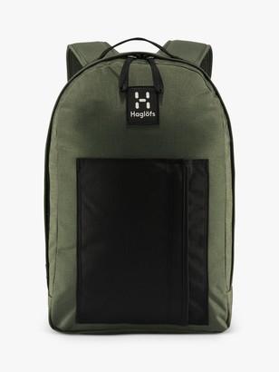 Haglöfs Floda 20L Backpack, Fjell Green/True Black