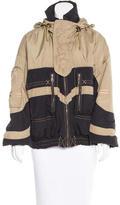 Bogner Hooded Zip-Up Coat