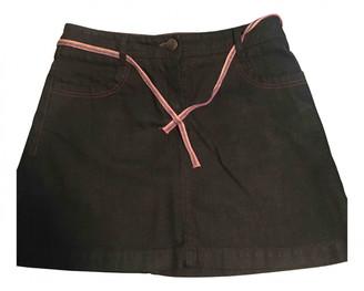 Missoni Blue Cotton Skirts