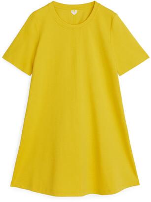 Arket Interlock T-Shirt Dress