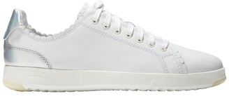 Cole Haan Grandpro Tennis Scallop Leather Sneaker