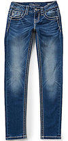 Miss Me Big Girls 7-16 Plain Pocket Skinny Jeans
