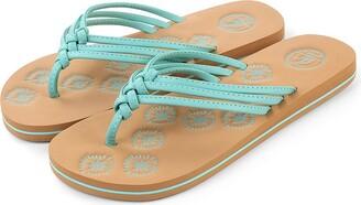 Aerusi Livi Life Flip Flop Sandals
