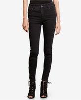 Lauren Ralph Lauren Petite Zip-Cuff Skinny Jean