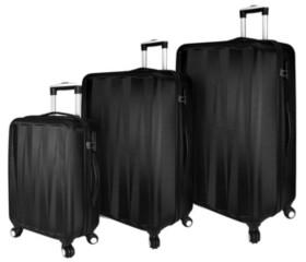 Elite Luggage Verdugo 3-Pc. Hardside Luggage Spinner Set