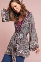 Anthropologie Melissani Wrap Kimono