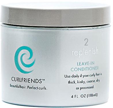 CurlFriends Replenish Leave-In Conditioner