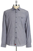 Strellson Pinstripe Sportshirt