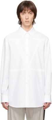 Valentino White VLogo Shirt
