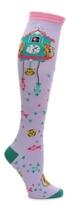Sock It To Me Cat O'Clock Womens Knee Socks