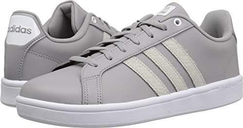 adidas Women's Cf Advantage Sneaker White/Light Granite