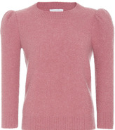 Co Cashmere Crepe Knit Sweater