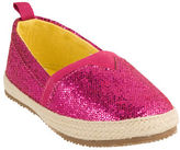 Carter's Pink Sparkle Flats