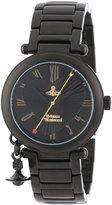 Vivienne Westwood Women's VV006BK Orb Watch
