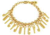 Juicy Couture Stacked Juicy Charm Bracelet