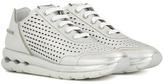 Salvatore Ferragamo Gil leather sneakers