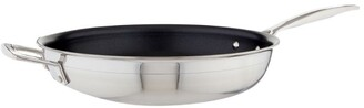Le Creuset 3-Ply Stainless Steel Non Stick Frying Pan (28Cm)