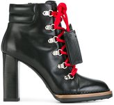 Tod's mountain laces boots