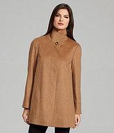 Cashmere A-Line Pant Coat