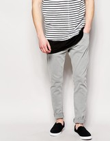 Edwin Jeans Ed85 Skinny Fit Lightning Grey