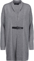 Magaschoni Cable-knit cashmere cardigan