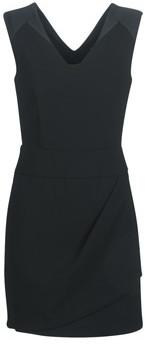 Ikks BN31105-02 women's Dress in Black
