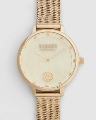 Versace La Villette Analogue Watch
