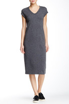 James Perse Midi Sweater Dress