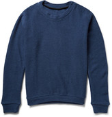 The Elder Statesman Herring Cashmere Sweater
