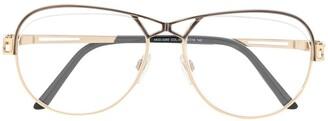 Cazal 4265 Aviator Glasses