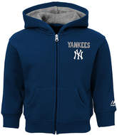 Majestic New York Yankees Inside-the-Park Full-Zip Hoodie, Baby Boys (12-24 months)