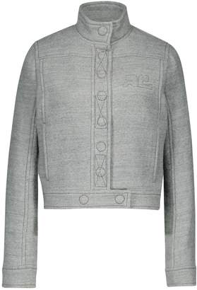 Courreges Wool jacket