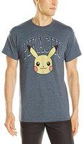Pokemon Men's Pikachu Smile T-Shirt