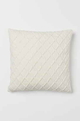 H&M Pattern-knit Cushion Cover