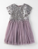 Boden Sequin Tulle Dress